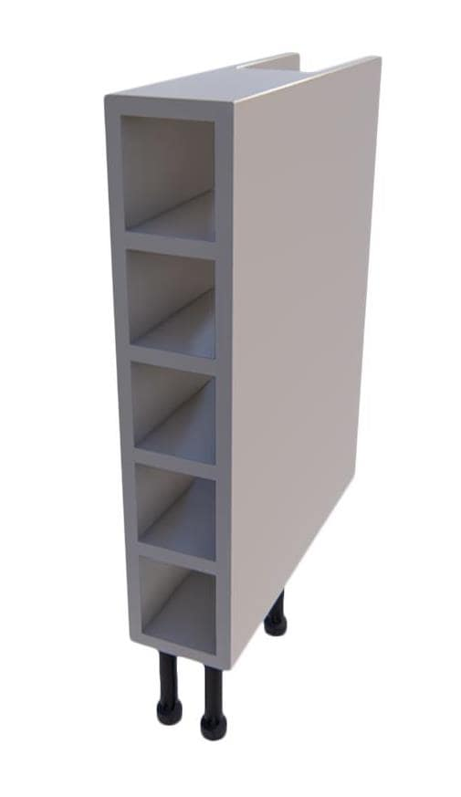 150mm Base Wine Rack
