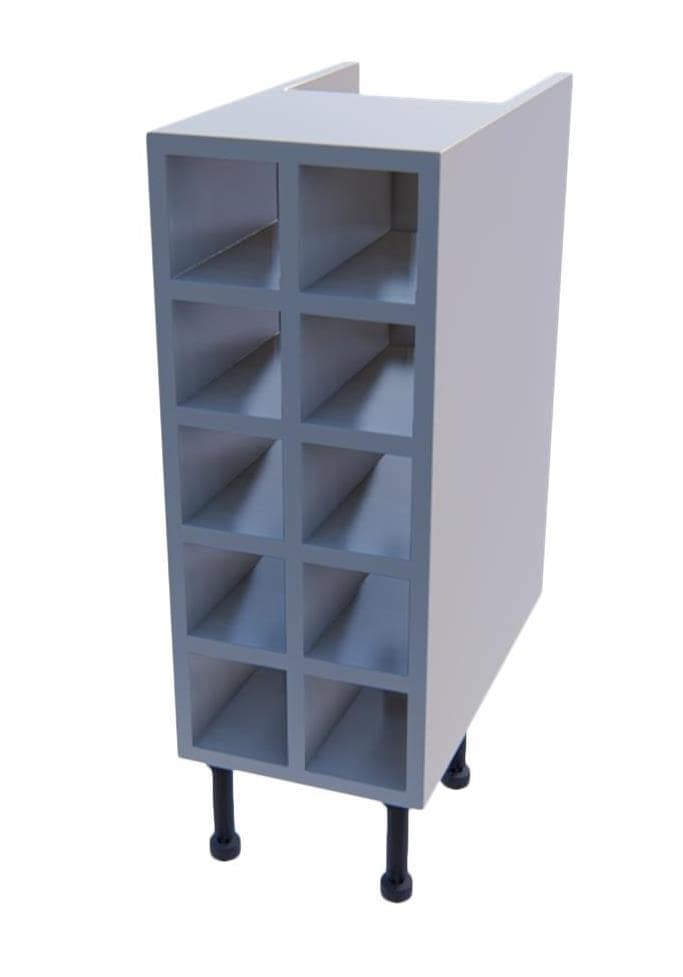 300mm Base Wine Rack
