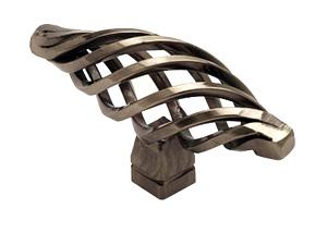 C9 Basketweave T knob, 67mmol