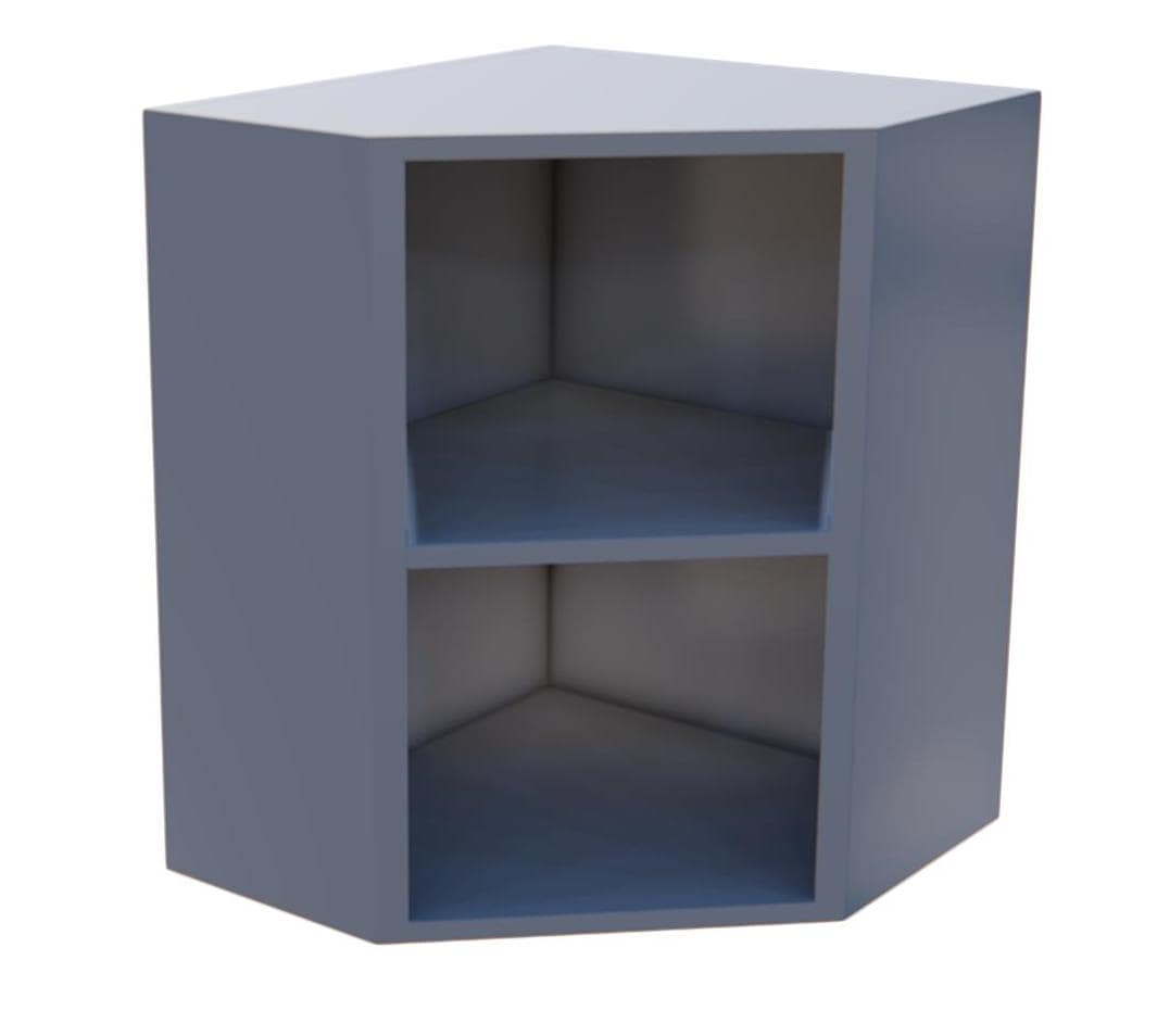 600 mm x 600 mm Diagonal Wall Unit