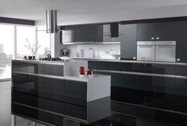 Lucido High Gloss Anthracite