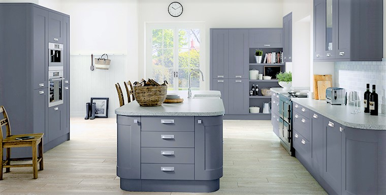 Walton Shaker Dust Grey