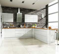 Gloss Fitted Kitchens